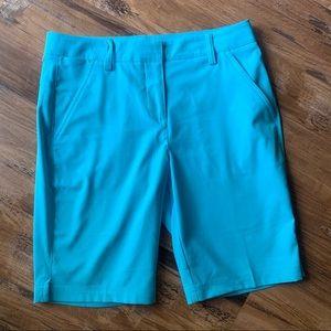 Puma Blue Golf Bermuda Shorts